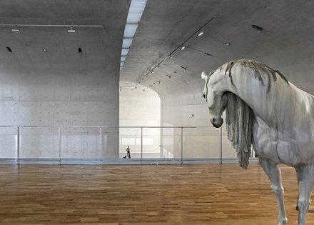 Atelier Deshaus - long museum west bund shanghai