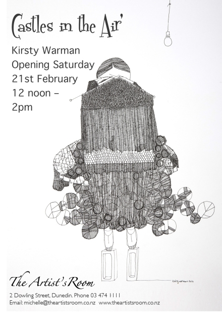 kisty Warman Invites Feb